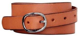 Gap Round buckle belt