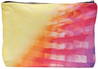 Samudra 'Yellow mirrors' exclusive pouch