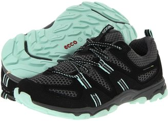 Ecco Sport - Krypton Tie (Black/Black/Dark Shadow/Synthetic/Synthetic/Textile) - Footwear