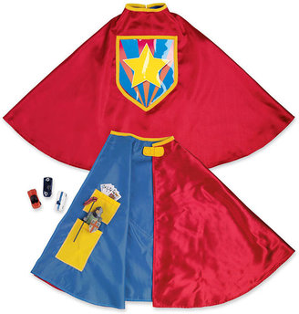 Secret Pocket Cape Super Hero