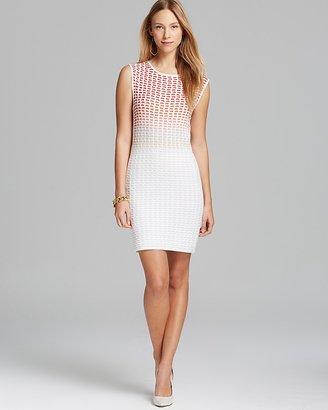 Magaschoni Ombré Knit Dress