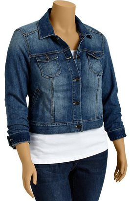 Old Navy Women's Plus Cropped Denim Jackets