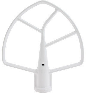 KitchenAid KN256CBT Coated Flat Beater for 6-Quart Bowl Lift Stand Mixers