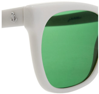 Sheriff&Cherry D-frame acetate sunglasses