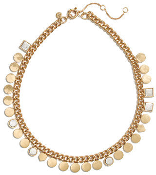 Madewell Geochain Necklace
