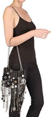 Paco Rabanne Le 69 Iconic Pitch Black Shoulder Bag