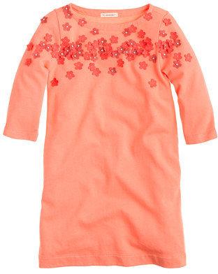 J.Crew Girls' mini Jules florette dress