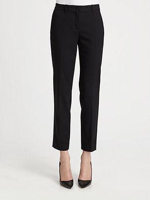 Michael Kors Skinny Wool Samantha Pants