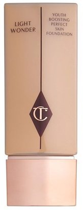 Charlotte Tilbury Light Wonder Youth-Boosting Perfect Skin Foundation - 01 Fair $46 thestylecure.com
