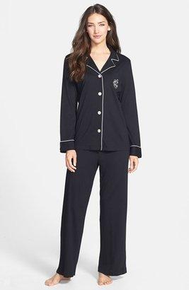 Lauren Ralph Lauren Knit Pajamas (Online Only) $78 thestylecure.com