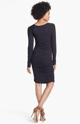 Velvet by Graham & Spencer Ruched Sheath Dress