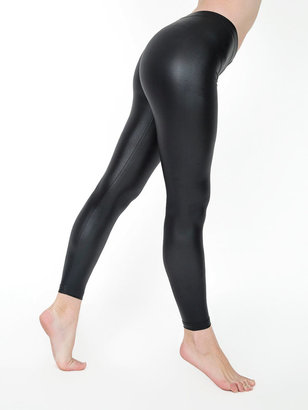 American Apparel Shiny Legging