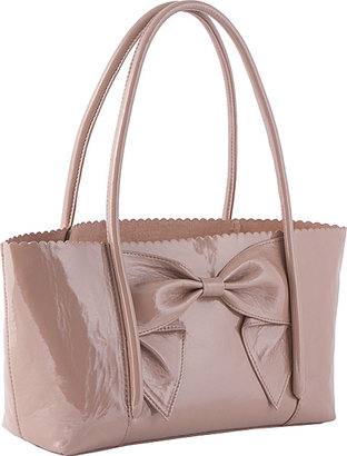 Jesselli Couture BUCO Small Patent BUCO Bow Bag