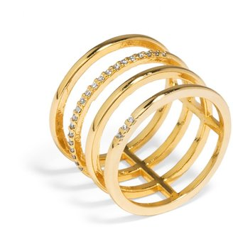 Ice Quad Ring $28 thestylecure.com