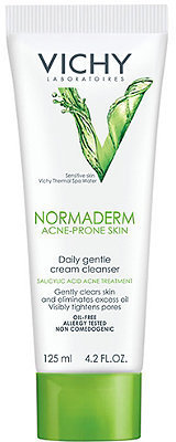 Vichy Normaderm Daily Gentle Cream Cleanser