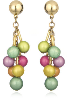 Charm & Chain Vintage Collection Vintage Earrings, 54.8