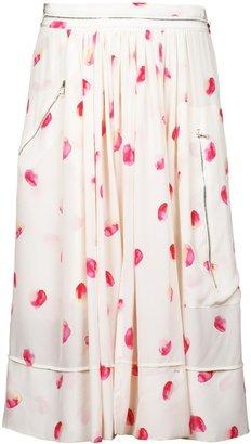 Sonia Rykiel Sonia by Pink Petal Skirt