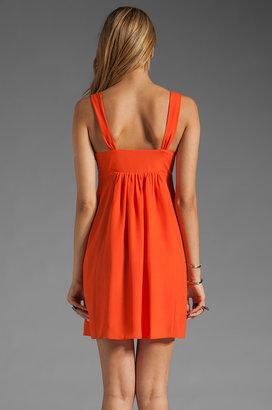 Susana Monaco Wide String Dress