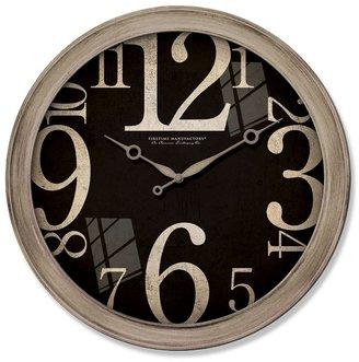 Firstime tilt wall clock