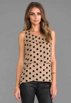 Lauren Conrad Paper Crown by Cher Blouse