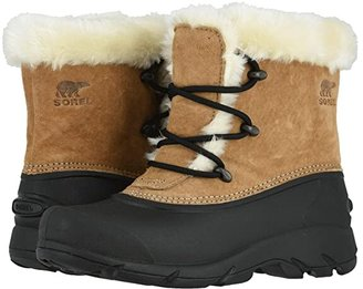 Sorel Snow Angeltm Lace (Rootbeer 1) Women's Boots