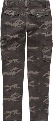 Micros Serial Camo Boys Cargo Pants