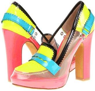 Penny Loves Kenny Laraine (Yellow) - Footwear