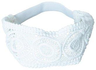 Remington Wide Crochet Headwrap