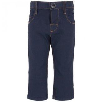 Ikks Wax Effect Smart Jeans