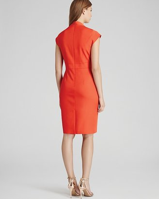 Reiss Dress - Taruca Sculptured Tailored