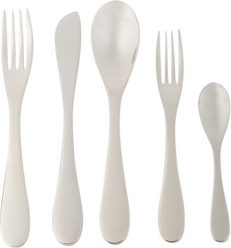 """Alessi Five-Piece """"Eat.It"""" Place Setting"""