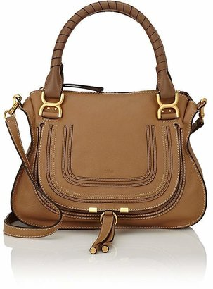 Chloé Women's Marcie Medium Satchel $1,990 thestylecure.com