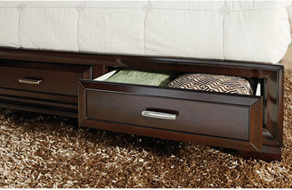 Rooms To Go Druid Hills 3 Pc King Storage Bed