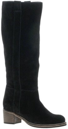 Asos CHICAGO Suede Knee Boots