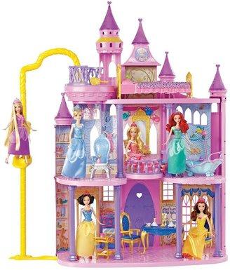 Mattel Disney princess ultimate dream castle