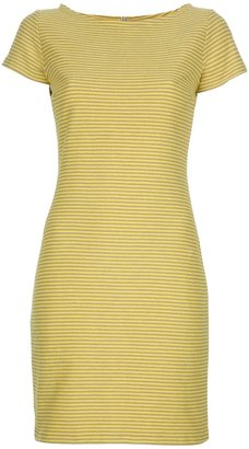 Carven Striped shift dress