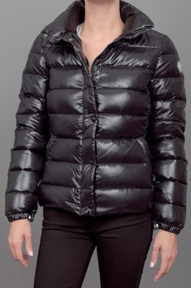 Moncler Clairy Puffer Jacket Black