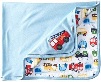 Lamaze Baby-boys Newborn 1 Pack Receiving Truck Blanket