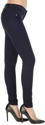 AG Jeans The Sateen Legging - Double Indigo
