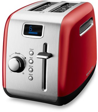 KitchenAid 2-Slice High-Lift Lever Toaster in Red