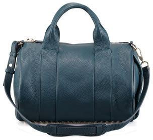 Alexander Wang Rocco Stud-Bottom Duffel Bag