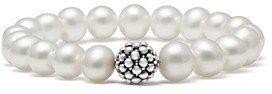 Lagos Caviar Ball Beaded Pearl Bracelet, 10mm