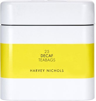 Harvey Nichols Decaf Teabags X 25 - Large Tin