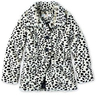 Joe Fresh Joe FreshTM Faux-Fur Coat - Girls 4-14