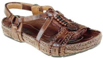 Earth embrace sandal (brown)