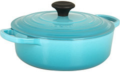 Le Creuset 3.5 Qt. Signature Round Wide French Oven