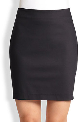 The Row Garbe Techno Mini Skirt