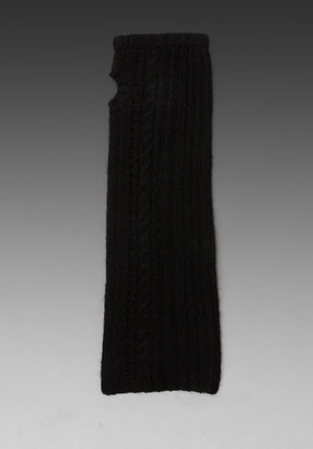 Inhabit Cables & Links Cashmere Arm Warmers