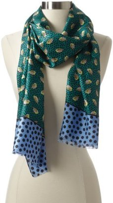 Echo Women's Birds And Dots Scarf