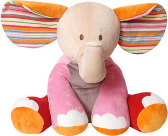 """Geared for Imagination """"Gaby"""" Giant Stuffed Elephant"""